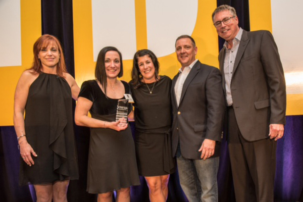 Notre Dame Au Bon Pain Named Franchise of the Year