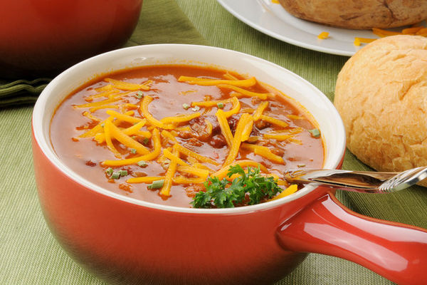 Chef Donald Miller's Easy to Make Crock-Pot Chili