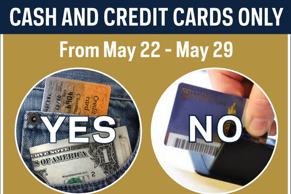 Dining Locations Unable to Accept ID Cards May 22-29