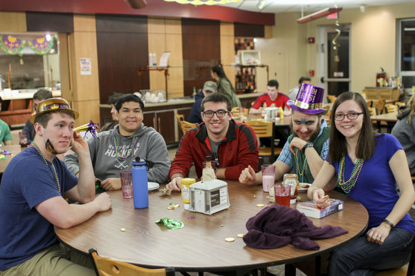 Campus Dining to Partner with Holy Cross College