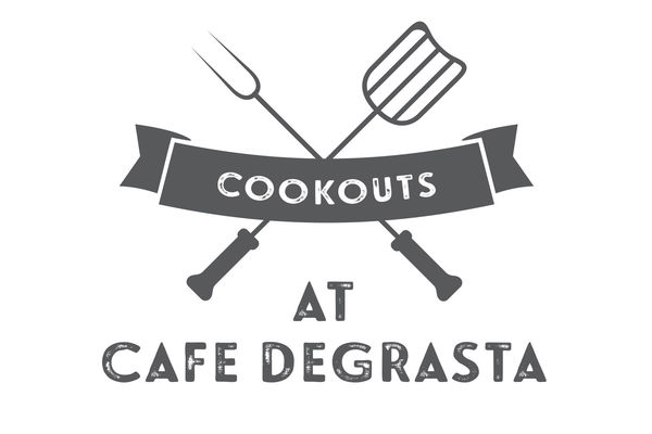 Cookouts at Cafe de Grasta