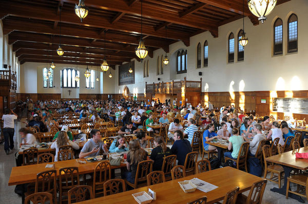Dining Hall Table Reservation Program