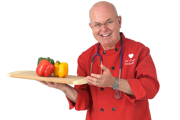 Meet Dr. Richard Collins, the Cooking Cardiologist