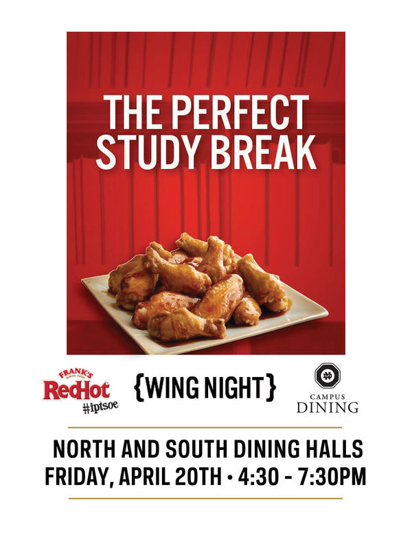 Wing Night Poster