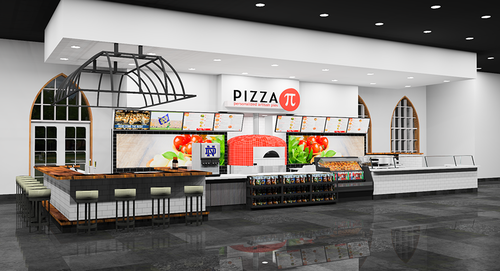 Pizza Pi Rendering