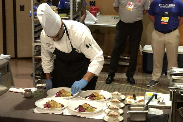 Chef Ryli Vissers Earns Third Place in National Culinary Challenge