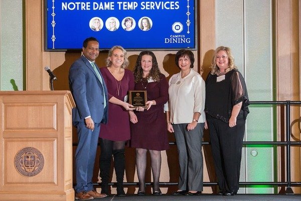 Campus Dining Director's Awards Announced